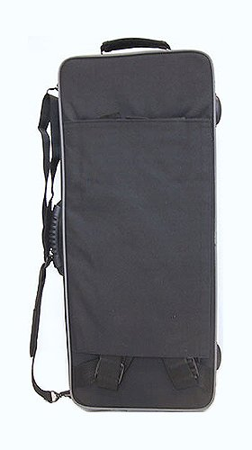 SKY Lightweight Case for Trumpet, Backpackable, Black by Sky Music (Image #3)