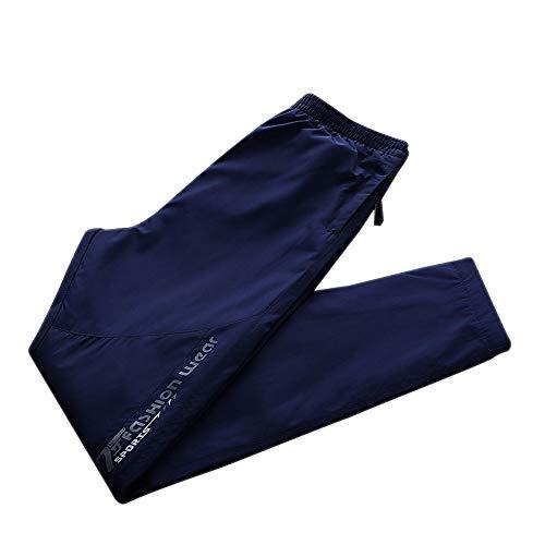 DAZISEN Pantalones Cómodos Plus - Pantalón de Otoño para Hombres de Jóvenes al Aire Libre.
