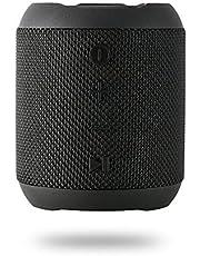 Altavoz Bluetooth Portátil 20W, Altavoces Bluetooth, TWS HD Estéreo, 16 Horas de Reproducción, con Micrófono, FM/TF/AUX, Altavoz Bluetooth Ducha Impermeable IPX6 para el Hogar, Aire Libre, Viajes