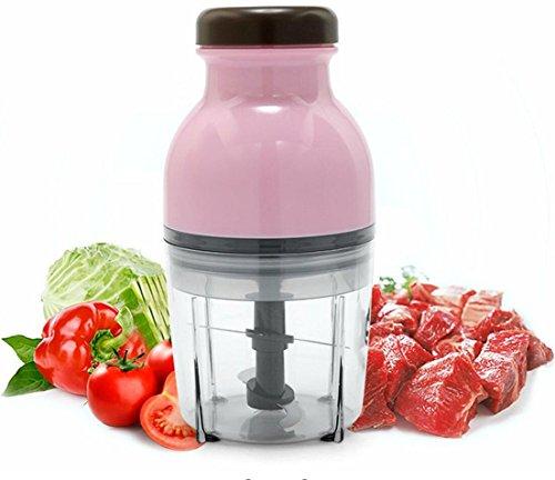 2.5 Cup Electric Food Processor - Meat Grinder ,Vegetable Chopper , Fruit Blender and Mincer