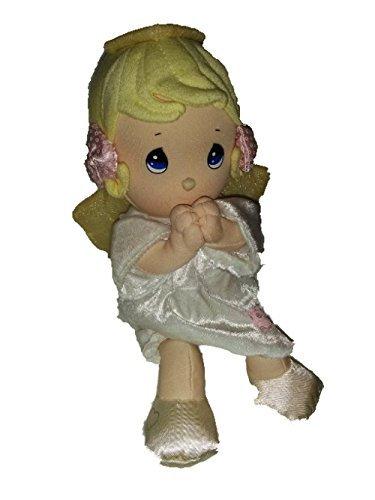 [Precious Moments Prayer Pal Girl Angel Doll Plush Soft] (Precious Moments Angel Doll)