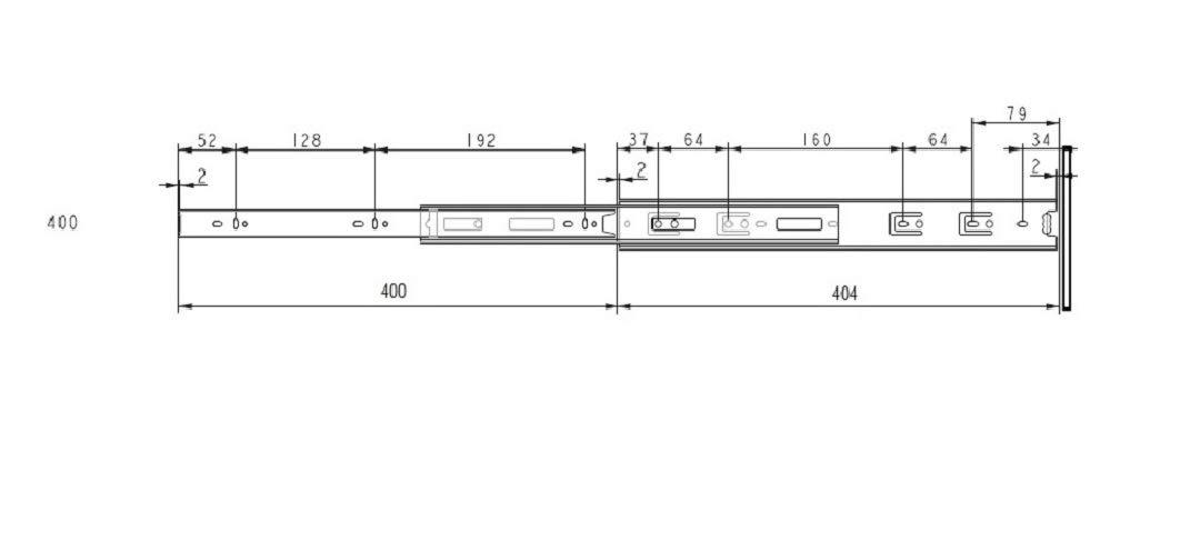 Facom ED.632T Punta Larga 1//4-PZ2 High Perf Titanio Set de 340 Piezas