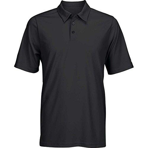 Oakley Mens Basic Polo Shirt 3X-Large Black Basic Mens Polo Shirt