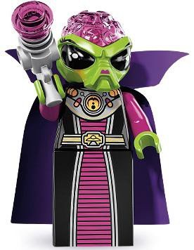 LEGO® Alien Villainess 8833 Series 8 Minifigure