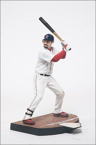 Boston Red Sox Adrian Gonzalez McFarlane Figurine - Licensed MLB Baseball Merchandise