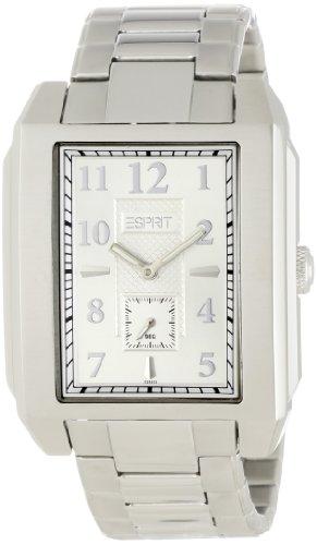 ESPRIT Men's ES102821005 Corso Silver Analog Watch