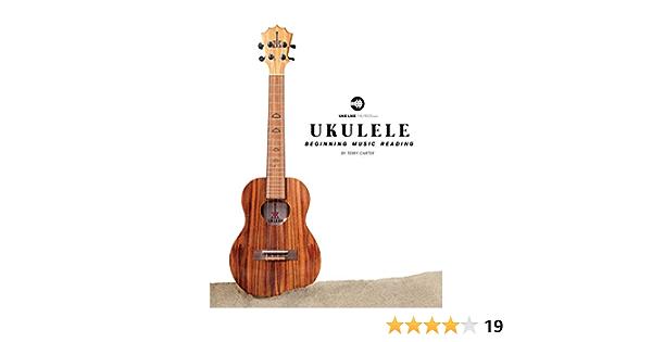 Ukulele Beginning Music Reading (English Edition)