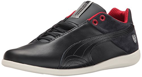 Shoes From Back To The Future (PUMA Men's Future Cat Ferrari 10 Lace-Up Fashion Sneaker, Moonless Night/Mystic Blue, 10.5 M US)