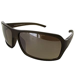 Vuarnet Extreme Unisex Square Fashion Sunglasses Green Brown
