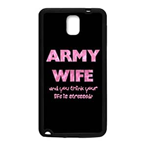 super shining day army wife Special Samsung Galaxy Note 3 N9000 TPU Material Durable Back Case
