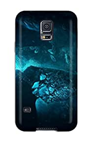 Best Hard Plastic Galaxy S5 Case Back Cover,hot Ice Case At Perfect Diy 9132629K42086921