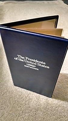 1986 AMERIPEX Set of 4 Mint Souvenir Sheets of U.S. Presidents Scott 2216-19