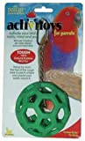 JW Pet Company Activitoys Hol-ee Roller Bird Toy ( Color May Vary ), My Pet Supplies