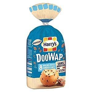 HarryS - Doo Wap Chocolate Con Leche 320 G Aditivo - Lot De ...