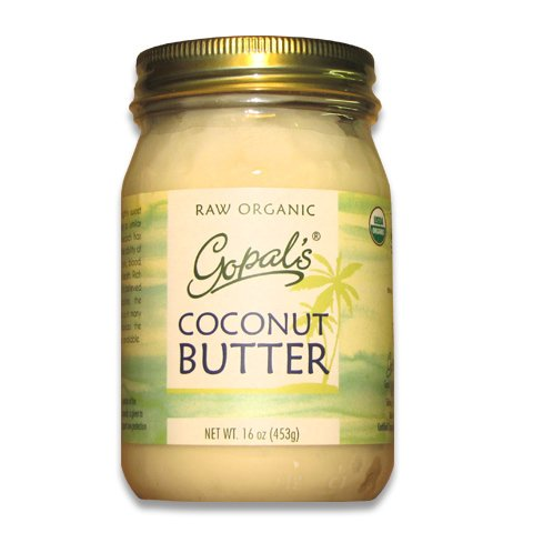 Gopal's Raw Organic Coconut Butter 16oz