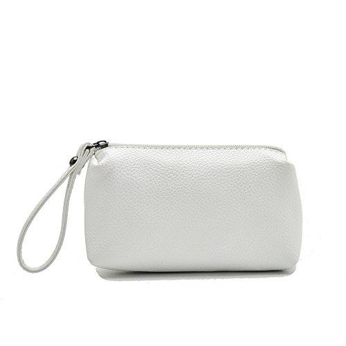 Set Handbag H Handle Womens Top Shoulder Purse White Snow Bags amp;X Pcs Tote 6 PPx8wRrF
