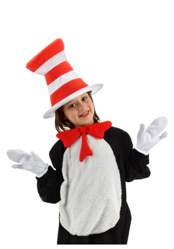 Elope Dr. Seuss Cat in the Hat Costume Accessories For Kids for $<!--$19.46-->