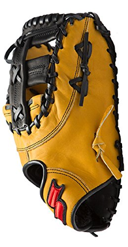 SSK S16200FB3T 13'' Select Professional Series Baseball First Base Mitt / Glove by SSK