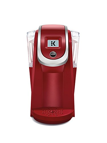 Keurig K200 Hot Brewing System, Red