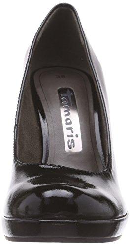 Tamaris 22426, Escarpins Femme - Noir (Black Patent 018), 36 EU Noir (Black Patent 018) 36 EU
