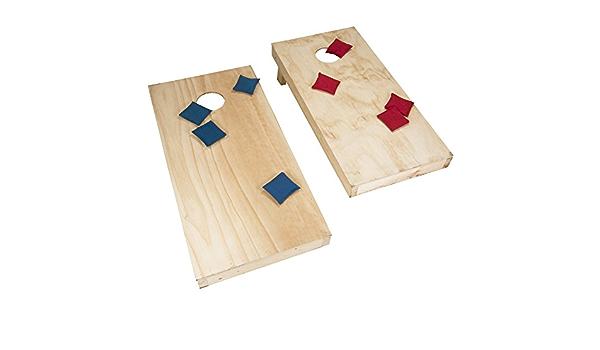 Corn Toss Custom Corn Hole Bag Toss Billards 2x4 Cornhole Board Set with bags Bean Bag Toss