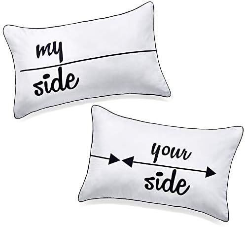 ejemplo de juego de fundas para almohadas