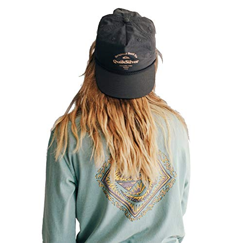 (Quiksilver - Nylon Snapback Hat 2019, Tarmac Heather, O/S)