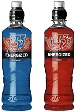 MP3 Drinks MP3 Energized