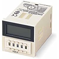H3CA-8 Multifunction Digital Timer: 0.1 Sec. to 9990 hrs 24VDC 8 pin