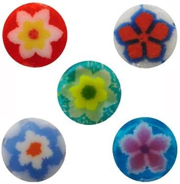 Flower Millefiori Assortment 96 Coe