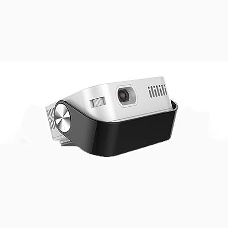 Proyector 2018 Mini proyector portátil para el hogar HD WiFi ...
