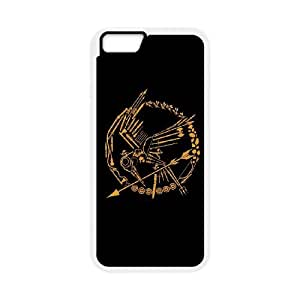 iPhone 6 4.7 Inch Cell Phone Case White Hunger Games nxwc