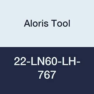 product image for Aloris Tool 22ER-LN60-LH-767 Partial Profile Triangular Threading Insert, 60 Degree