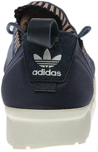 Blue adidas Lightweight Fashion Virtue Sneakers Flux ZX Womens Primeknit wSqRZ