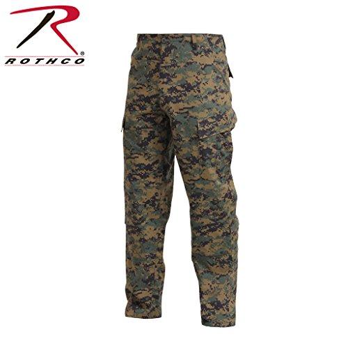 Rothco Woodland Digital Combat Uniform Pants, X-Large