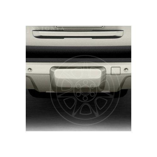 Genuine GM 19172860 Trailer Hitch Access Bumper Fascia Hole Cover, Rear