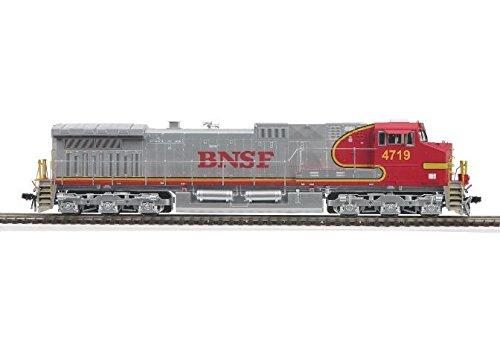 MTH MTH8022880 HO Dash-9 w/NMRA, BNSF #4719 - Dash 9 Diesel Locomotive