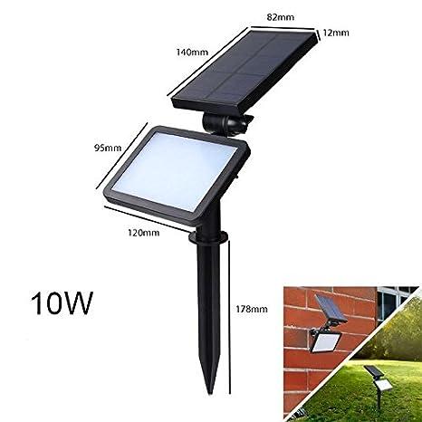 Chao Liang Led Lámparas Solares 10W Led De Luz Solar Pir Sensor De Movimiento Lámpara Solar