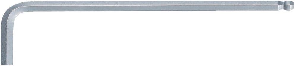Cl/é m/âle 6 pans /à t/ête sph/érique longue 6 mm