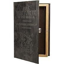 Barska CB11994 Antique Book Safe with Key Lock