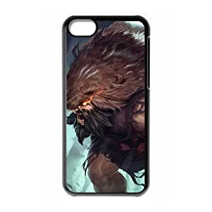 League of Legends(LOL) Udyr iPhone 5c Cell Phone Case Black DIY Gift pxf005-3664706