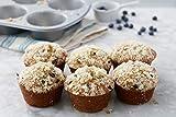 Wilton Recipe Right Non-Stick 6 Cup Jumbo Muffin
