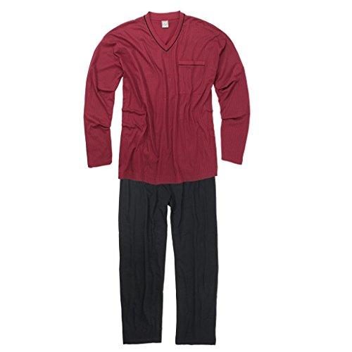 Gustav Size Big Set Adamo Pyjamas Red Red q87WAwH