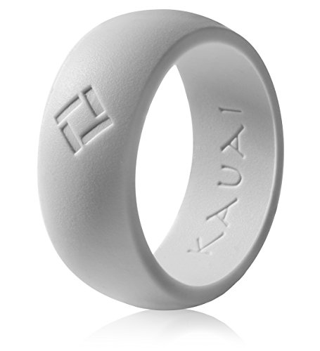 11 Collection (KAUAI - Silicone Wedding Rings - Largest Leading Brand, from the Latest Artist Design Innovations to Leading-Edge Comfort: Pro-Athletic Ring and Kauai Elegance Collection for Men)