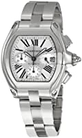 Cartier Men's W62019X6 Roadster Automatic Chronograph Watch by Cartier