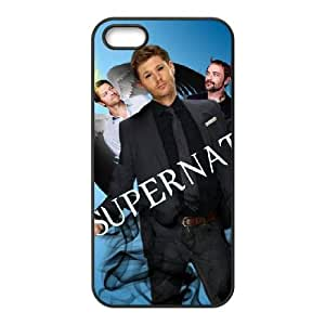 Supernatural iPhone 4 4s Cell Phone Case Black yli