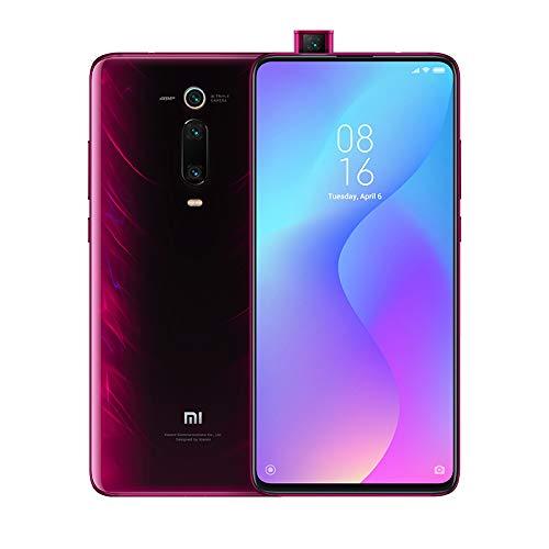 Xiaomi Mi 9T Smartphone con Pantalla AMOLED Full Screen de 6 39 Selfie Pop up Triple cámara de 13 48 8 MP con NFC 4000 mAh Qualcomm SD 730 6 64 GB Color Rojo Llama Versión española