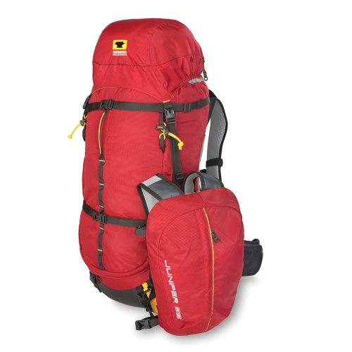 Mountainsmith Juniper 55 Backpack (Chili Red), Outdoor Stuffs
