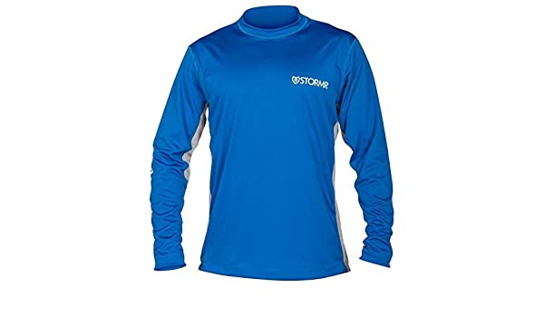 Sun Protective Stormr UV Shield Long Sleeve Performance Shirt
