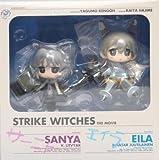 Strike Witches Movie Sanya & Ayla set